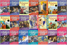 Famous Five series 21 AUDIOBOOKS (MP3) By Enid Blyton 📧⚡Email Delivery(10s)⚡📧