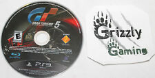 USED Gran Turismo 5 PS3 (NTSC) (Disc Only)