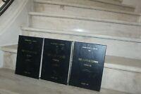 Nghiem Toan - L.Ricaud - Les trois royaumes en 3 tomes reliés (illustré)