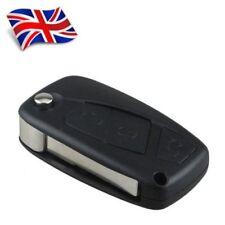 Remote 3 Button Flip Key Case For FIAT PANDA IDEA PUNTO STILO DUCATO +LOGO A44