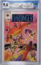 Harbinger #0 CGC 9.6 Pink Variant