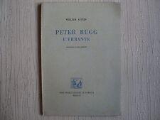 PETER RUGG L' ERRANTE - WILLIAM AUSTIN - NERI POZZA - INTONSO