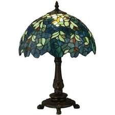 Meyda Lighting 17'H Nightfall Wisteria Accent Lamp - 124813