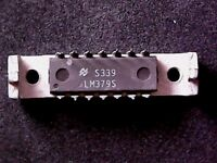 LM379S - National Semiconductor Dual 6W Audio Amplifier (DIP-14 with Heatsink)