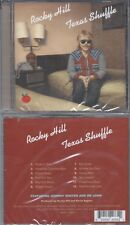 ROCKY HILL Texas Shuffle  JOHNNY WINTER  Dr. John  new  BLUES CD  free Shipping