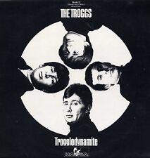 """TROGGS """"TROGGLODYNAMITE"""" ORIG GER 1967 EX/EX"""