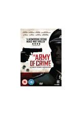 EL EJÉRCITO DE CRIMEN dvd nuevo DVD (optd1689)