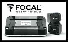 FOCAL FD 1.350 350W RMS 1-CHANNEL, SMALL SIZE, HI-INPUT, PERFECT FOR OEM UPGRADE