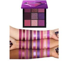 HUDA BEAUTY Obsessions Eyeshadow Palette 9 Shades
