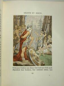 WAGNER (Richard). La Tétralogie. Illustrations de Linden. 1938 Exemplaire No
