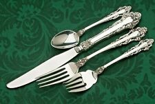 Grande Renaissance Sterling by Reed & Barton individual 4 piece Place Setting