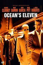 Ocean's Eleven (DVD, 2007) - New