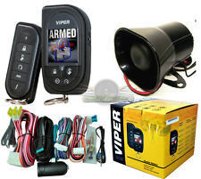 Viper 5906 Responder HD SuperCode SST 2-Way Security and Remote Start System