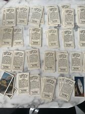 More details for g.p. tea science in the 20th century collectible tea cards 71 cards 1x full set