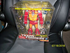 Transformers Masterpiece Rodimus Prime Hot rod Mp-09