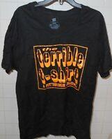 Pittsburgh Steelers Terrible T Shirt V Neck - men's - Size Large - 24 pcs - new