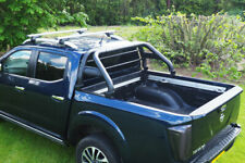 Mitsubishi L200 TEXTURED Roll Bar / Styling Bar BLACK 2006-2015
