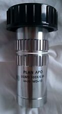 EO 100x 0.55 NA 13 mm WD M Plan Apo ULWD infinity corrected microscopy objective