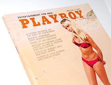 Playboy June 1968 Near Mint (9.0 - 9.6) Playmate Britt Fredriksen, Vargas Girl