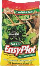 NEW EVOLVED HABITATS 71503 15LB BAG EASY PLOT DEER ATTRACTANT FOOD SEED 2927234