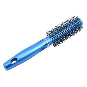 Women Round Hair Care Brush Hairbrush Salon Styling Dressing Curling Comb JJ