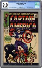 Captain America #100 CGC 9.0 1968 1488677015