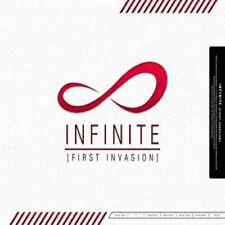 INFINITE - [FIRST INVASION] Vol.1 1st Mini Album CD K-POP Sealed