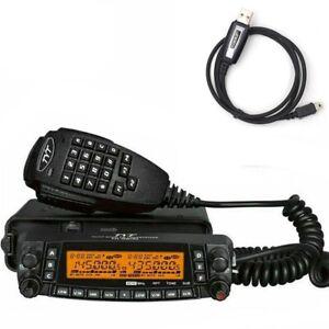 TYT TH-9800 Car Mobile Radio Ham 50W 28/50/144/430MHz Quad Band FM Two Way Radio