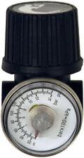 """GR001700AJ CAMPBELL HAUSFELD 1/4"""" AIR REGULATOR WITH 200 PSI GAUGE"""