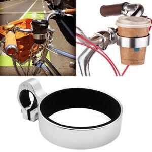 Dutch Bicycle Bike Pram Aluminium Coffee Tea Cup Holder Drink Brompton Pashley