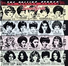 THE ROLLING STONES-Some Girls (Rolling Stones Records) CD #