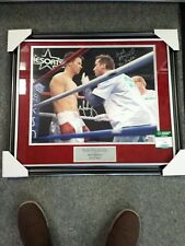 MARK WAHLBERG, MICKEY WARD SIGNED 'THE FIGHTER' 11X14 PHOTO W/COA  SGC