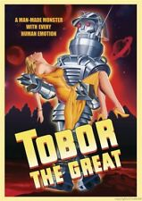 Tobor the Great (DVD, 2008) Karin Booth, Charles Drake, Billy Chapin