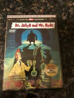 Dr. Jekyll and Mr. Hyde NEW DVD