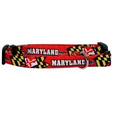 Hunter Maryland Terrapins Pet Collar - Medium