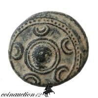 RARE ANCIENT GREEK COIN AE 17 MACEDON KINGS OF ALEXANDER III 336-323 BC