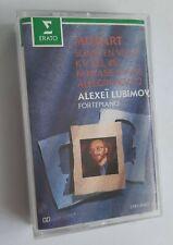 ALEXEI LUBIMOV Fortepiano / Mozart - K7 / cassette audio / Tape