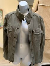Rag & Bone green army jacket medium