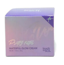 Touch in Sol Pretty Filter Waterful Glow Cream 50g / 1.76oz Exp 2022 Moisturizer