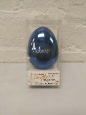 Conair Mini Tangle Blaster Hair Brush Blue