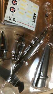 F-Toys 1:144 Twin Engine #3 (4a) B-25B/C Mitchell prepainted model kit new olive