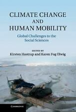 NEW - Climate Change and Human Mobility: Challenges to the Social Sciences