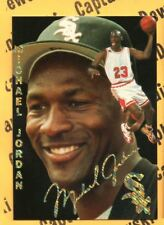 Michael Jordan, Gold Foil Auto - RARE Limited Edition Basketball / Baseball Card