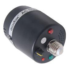 Flash d'esclave Lumière de stroboscope AC E27 Godox SY8000