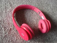 Very Nice Beats by Dr. Dre Solo HD Headband Headphones - Pink