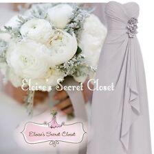 Full Length Chiffon Dresses for Women