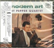 ART PEPPER-MODERN ART-JAPAN SHM-CD C94