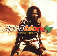 Alpha Blondy ‎CD Rasta Poue - France (M/EX)