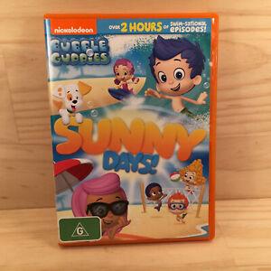 Bubble Guppies SUNNY DAYS! Sweet Kid's Animated DVD (R4) 2015 Nickelodeon