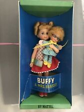 Mattel Opened Buffy & Mrs. Beasley Dolls